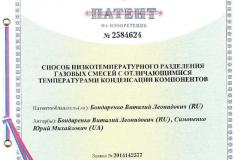 patent 258462